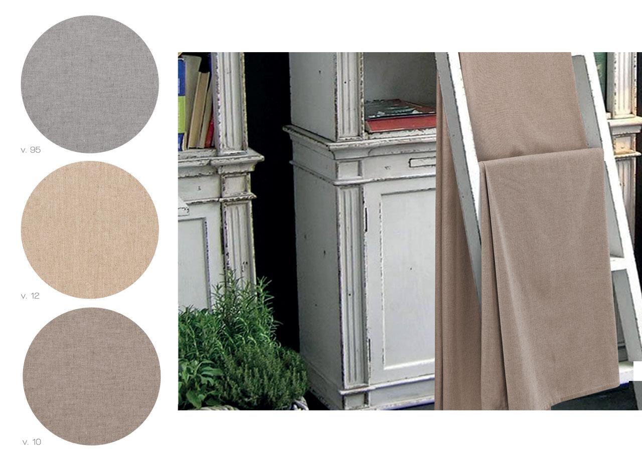 Composizione Del Colore Tortora dettagli su telo arredo multiuso linea natural disegno easy colore tortora  v.10